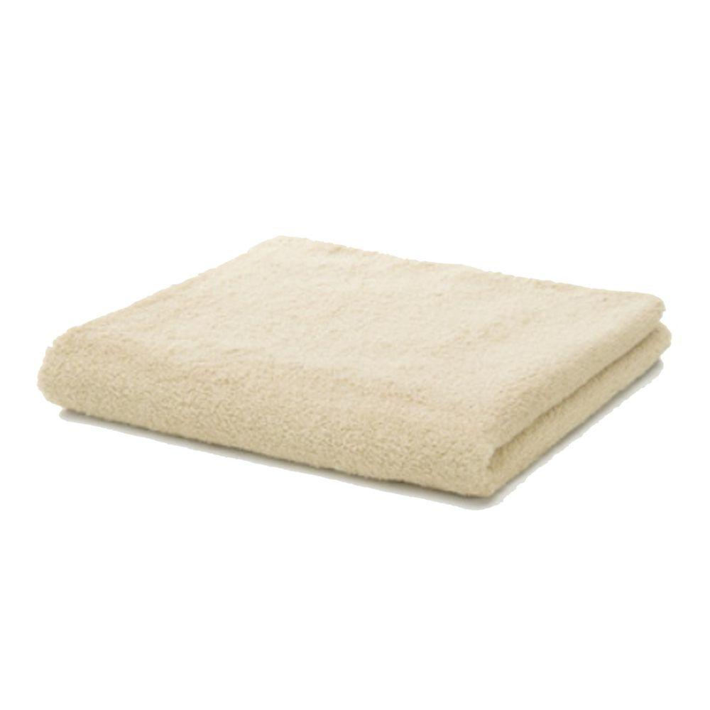 日本桃雪 - 精梳棉飯店毛巾-褐米 (34x86cm)