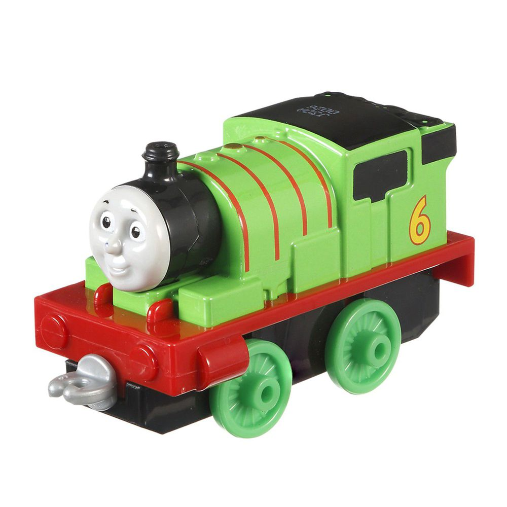 湯瑪士小火車 - 大冒險系列-經典小車-Percy