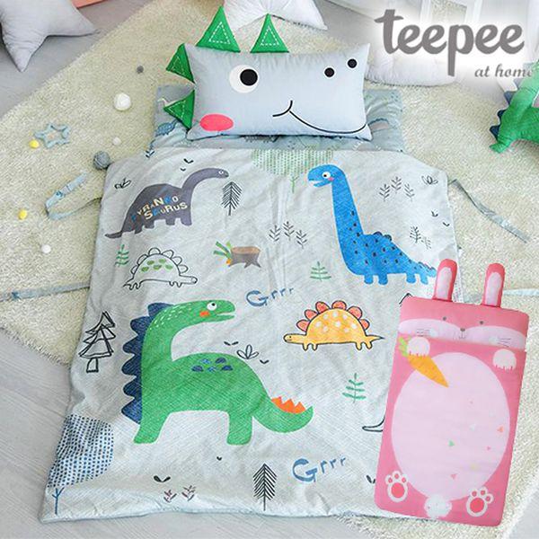 韓國 Teepee 四季用防蟎抗菌兒童睡袋X防水收納袋