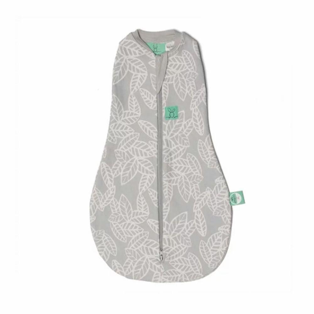 澳洲 ergoPouch - ergoCocoon二合一舒眠包巾-竹纖維-森林灰