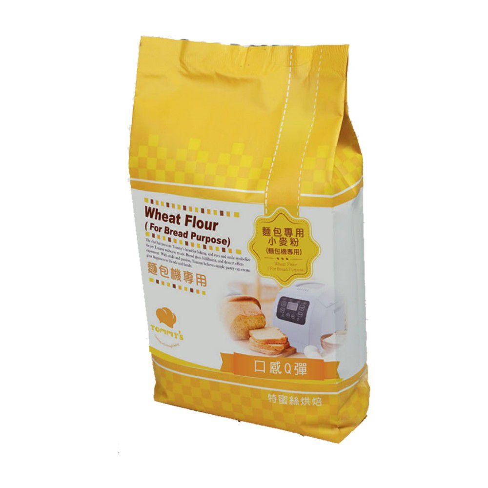 特蜜絲烘焙 Tommy's baking - 麵包機專用小麥粉-600g/包
