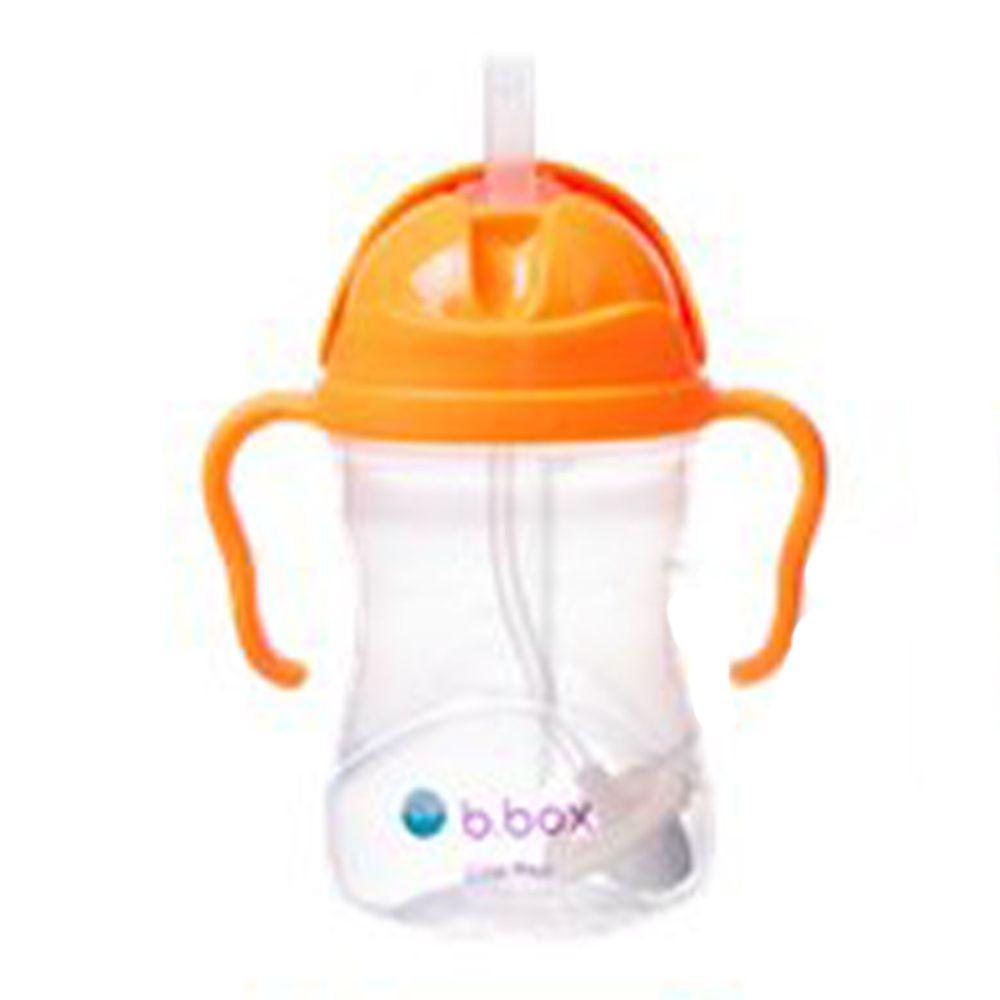 澳洲 b.box - 升級版防漏水杯-亮橘-240ml