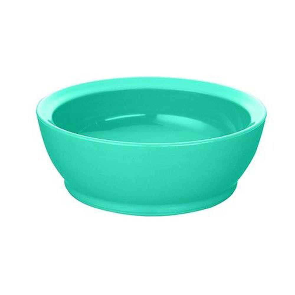 美國 Calibowl - 12oz防漏學習碗-藍綠-單入無蓋