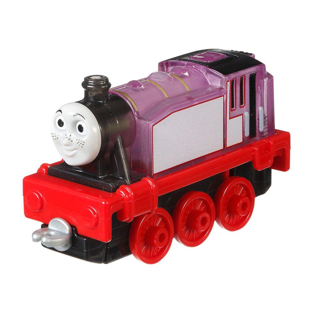 湯瑪士小火車 - 大冒險系列-經典發光合金小車-Rosie