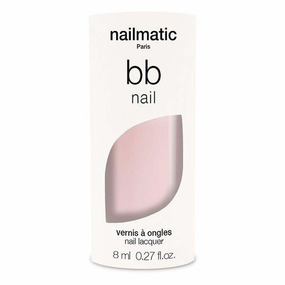 Nailmatic - Nailmatic 純色生物基經典指甲油-BB Nail-輕裸色-8ml