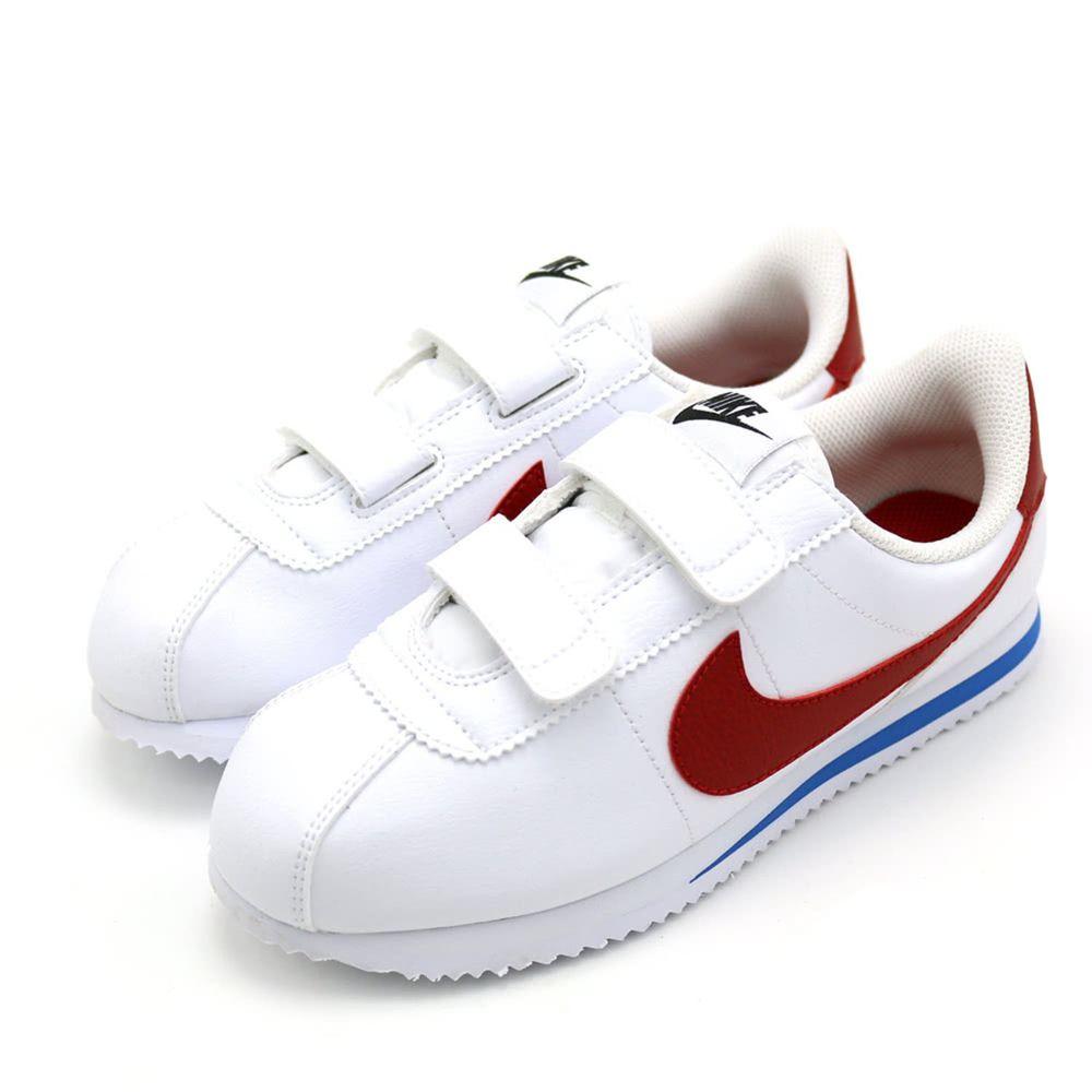 NIKE 耐吉 - CORTEZ BASIC SL (PSV) 中童 運動跑鞋 -904767103