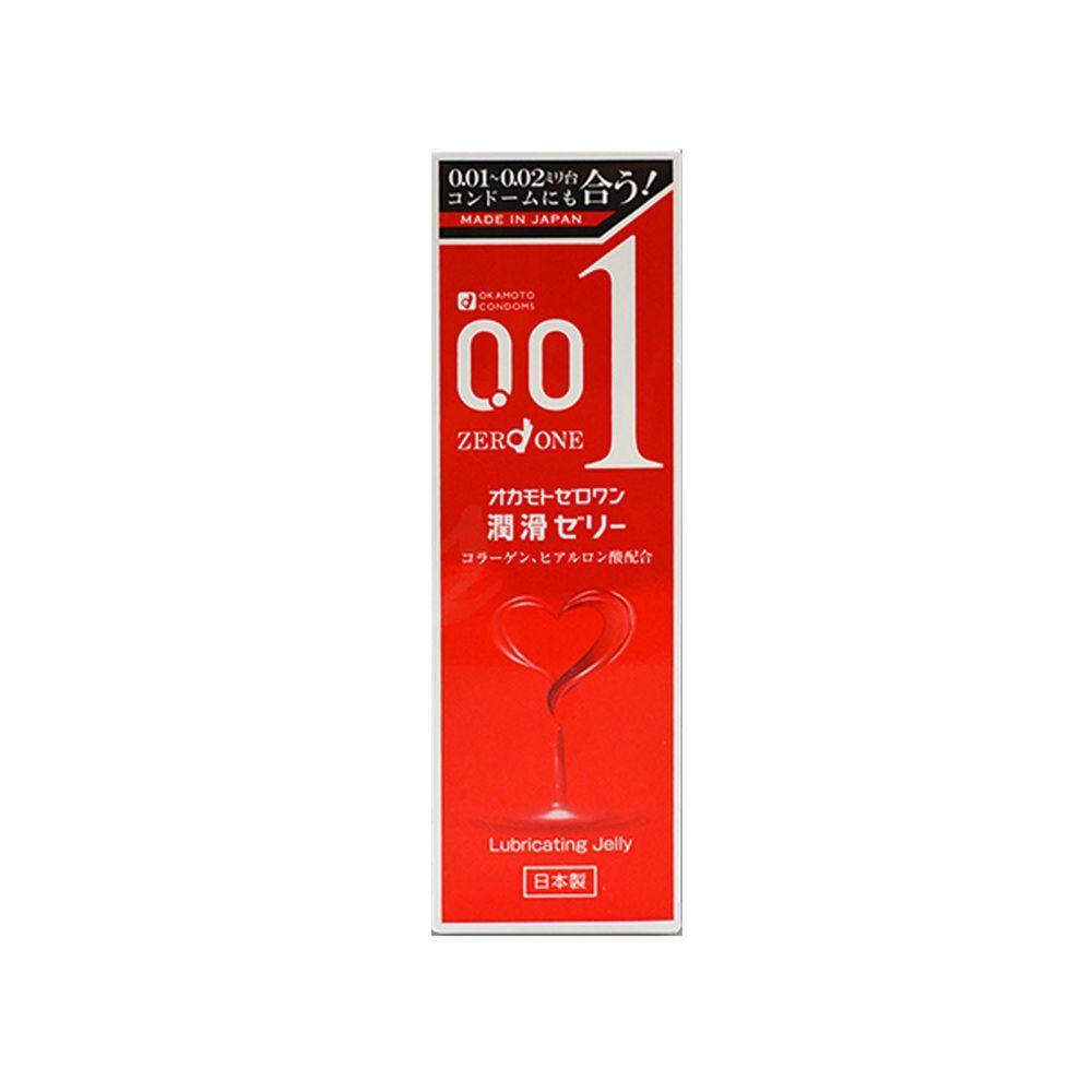 Okamoto 岡本 - 001專用 膠原蛋白 水溶性 陰道人體潤滑凝露 潤滑液 50g