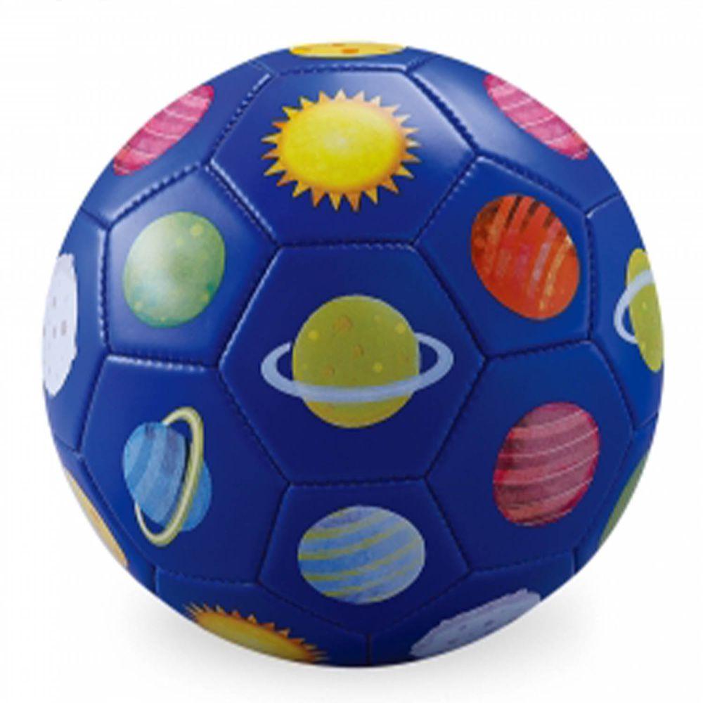 Crocodile Creek - 3號兒童運動遊戲足球-太陽系(新款)