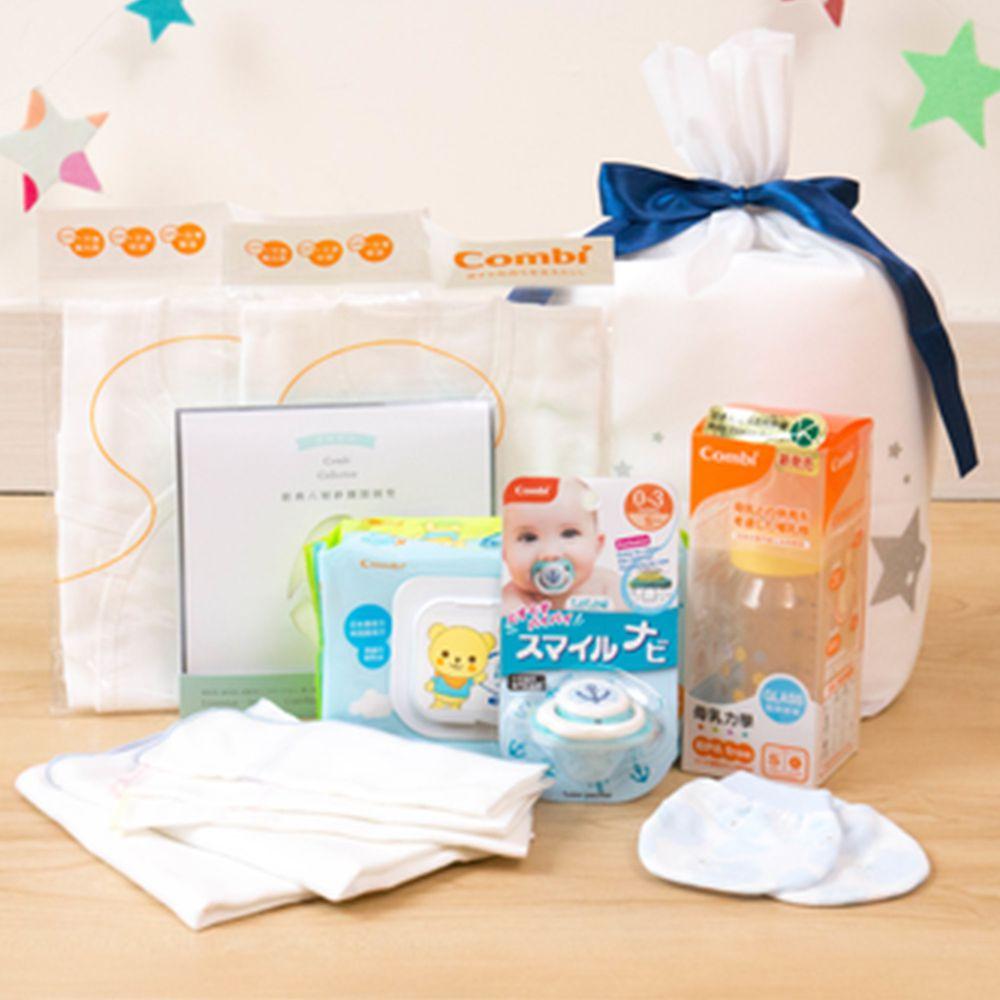 日本 Combi - 育兒禮袋
