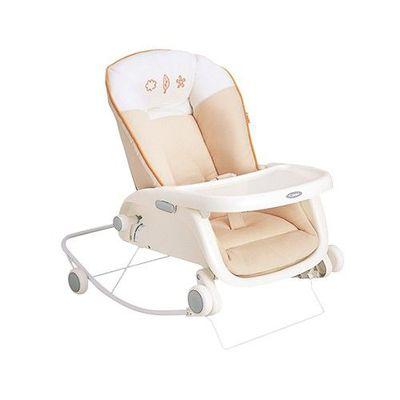 Prumea 安撫餐搖椅床-S 款-0個月起 ~ 2歲