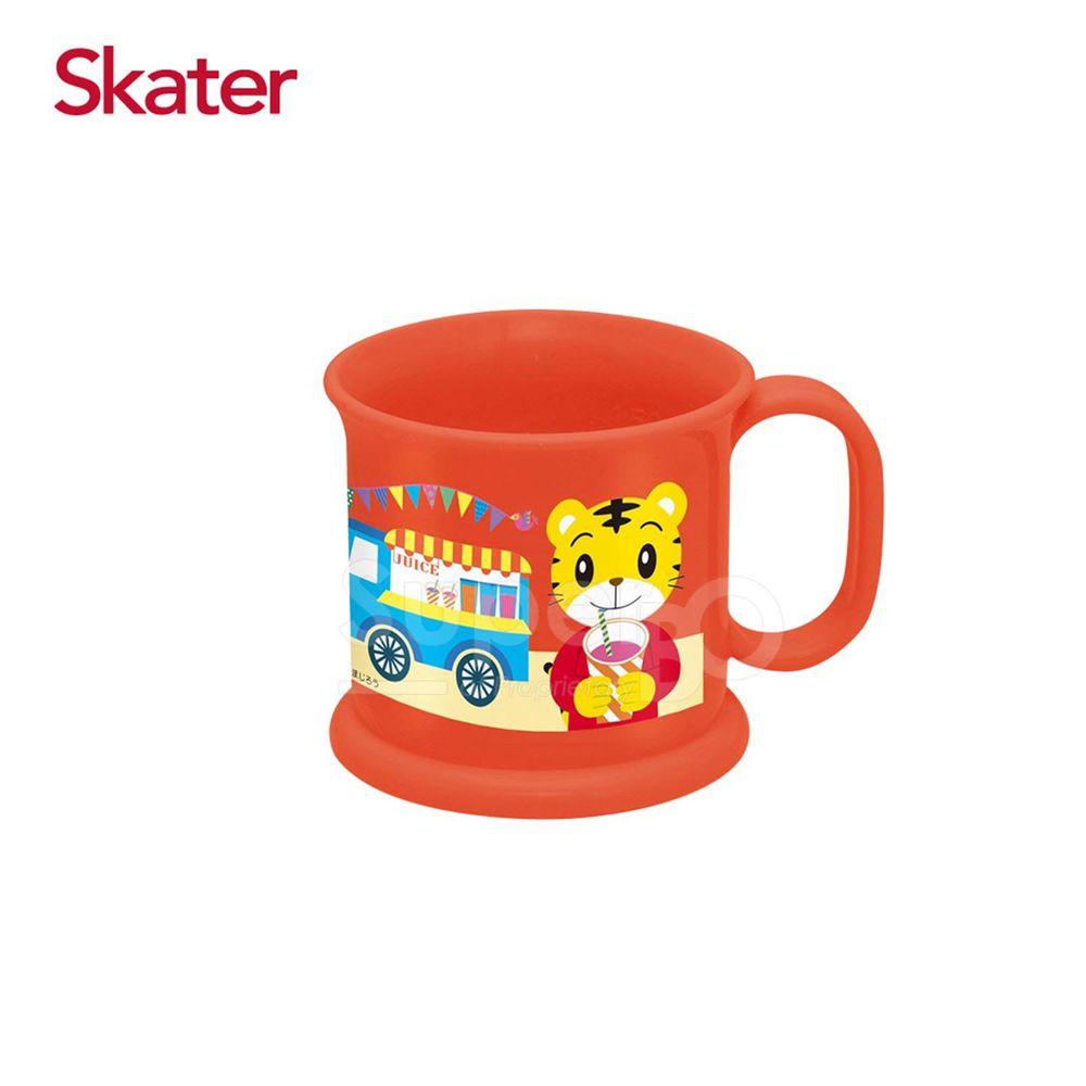 日本 SKATER - 練習用寬底水杯-巧虎