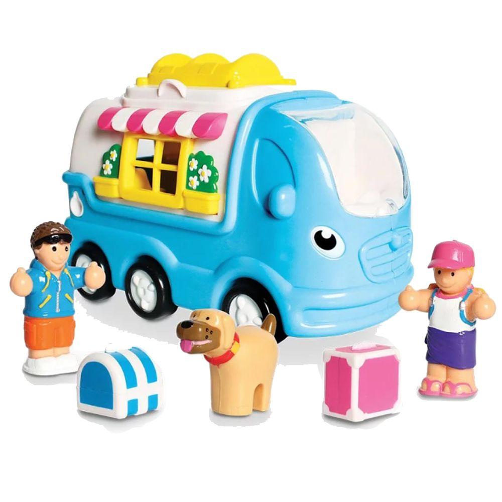 英國驚奇玩具 WOW Toys - 露營休旅車 凱蒂