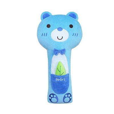 超萌動物安全帶娃娃-葉子小熊 (24*50cm)