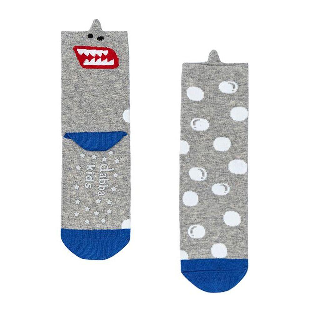 Dabbakids - 瓦拉襪-兒童奇幻中筒襪-海底探險-一雙