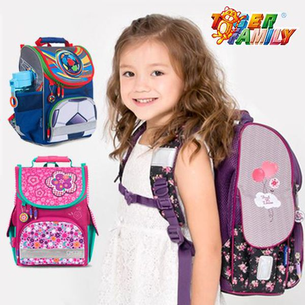 Tiger Family超輕量護脊書包,黃嘉千愛用推薦,買再送鉛筆盒+文具組+書包雨衣