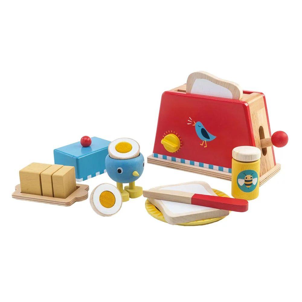 美國 Tender Leaf Toys - 營養滿分早餐組