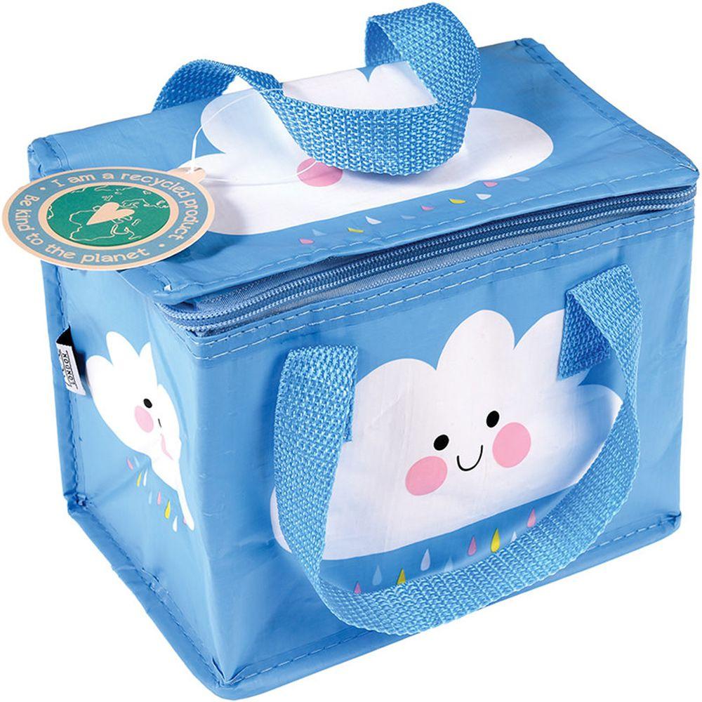 英國 Rex London - 環保保溫袋/保冷袋/便當袋/野餐袋-快樂雲