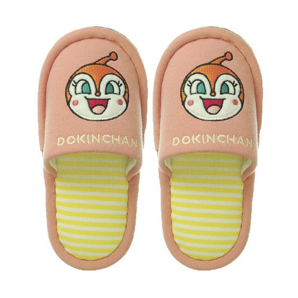 日本千趣會 - 兒童室內拖鞋-紅精靈-粉 (14-16cm)