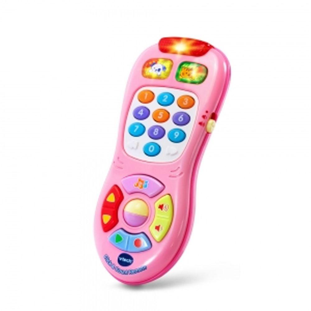 Vtech - 寶貝搖控器-粉色