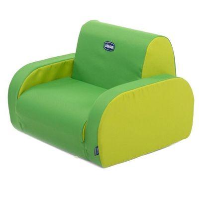 Twist多功能寶貝成長小沙發-青翠綠