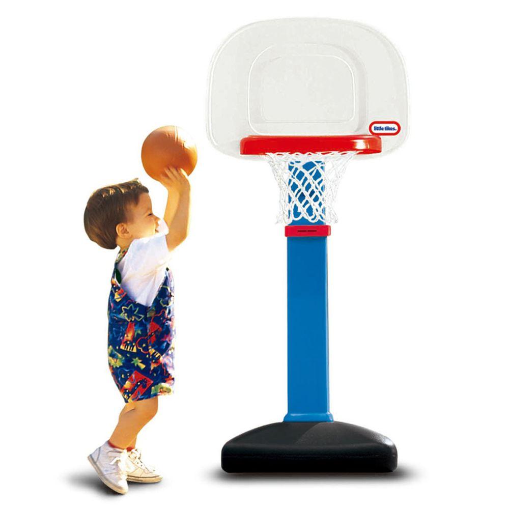 美國 Little Tikes - 小籃球架