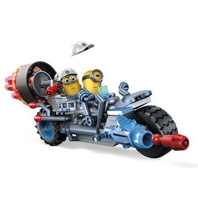 美高神偷奶爸 小小兵 格魯摩托車