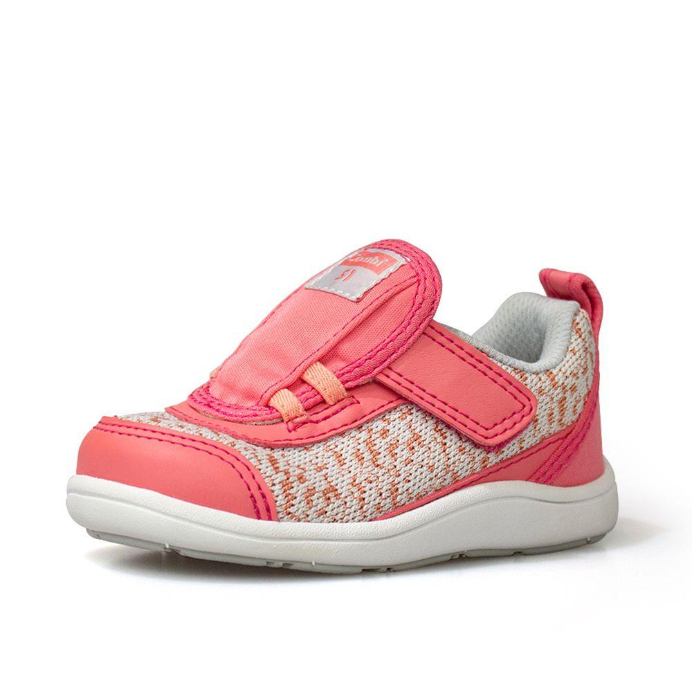 日本 Combi - 機能童鞋/學步鞋-2020年度鉅作新品CORE-S穩健步態機能鞋A02-粉