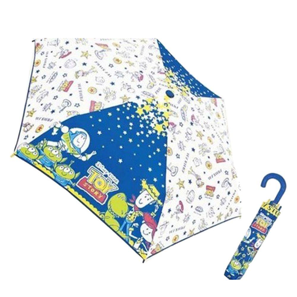 日本代購 - 卡通折疊雨傘-玩具總動員插畫版 (53cm(125cm以上))