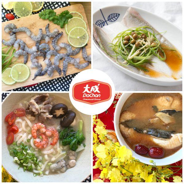 【大成安心巧廚】家庭料理、無添加香腸、輕雞精
