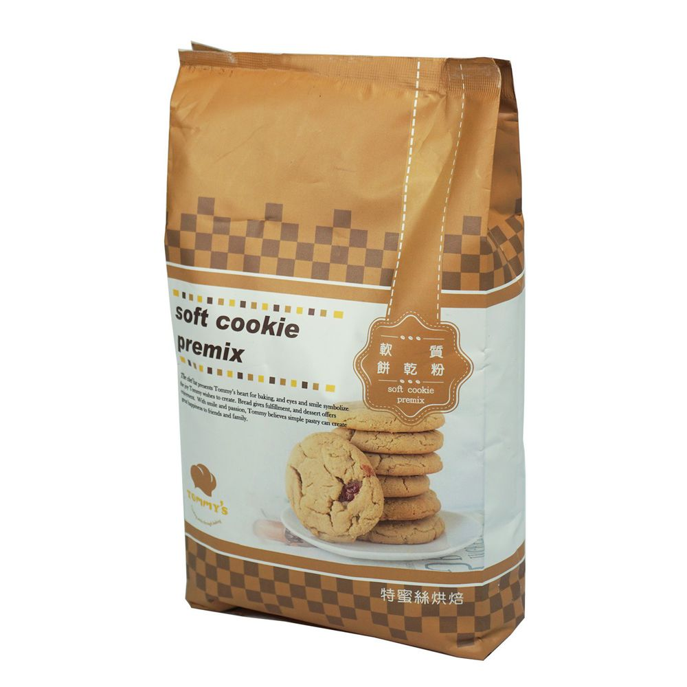 特蜜絲烘焙 Tommy's baking - 軟質餅乾粉-600g/包