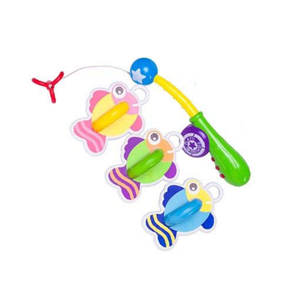 日本 Toyroyal 樂雅 - 洗澡玩具-釣釣樂-1.5歲以上