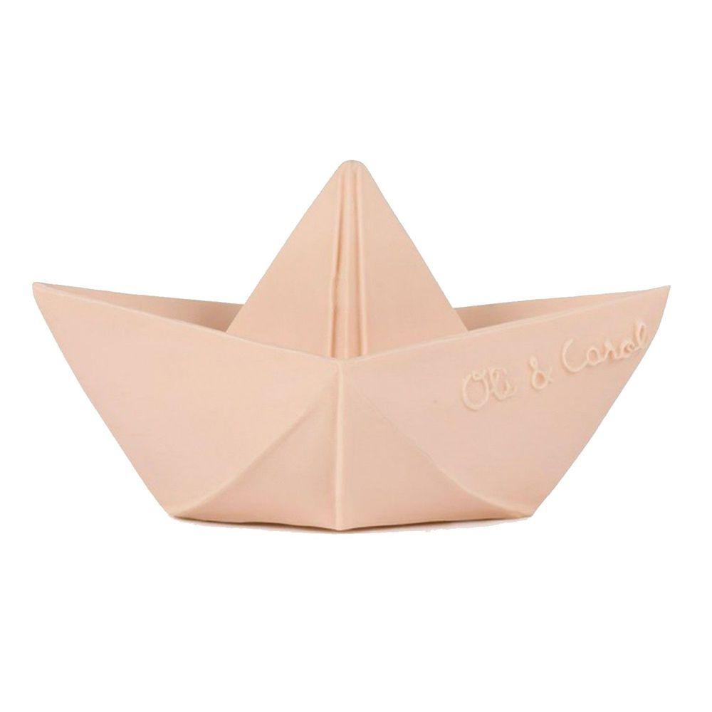 西班牙 Oli&Carol - 摺紙小船-裸粉