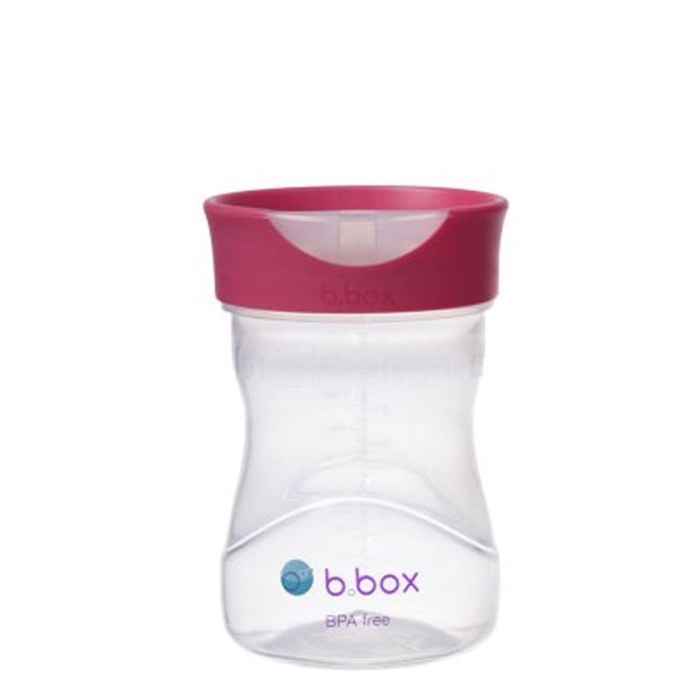 澳洲 b.box - 學飲杯-草莓粉