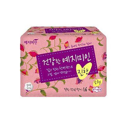 加強漢方純棉衛生棉 (25cm)-16片/包