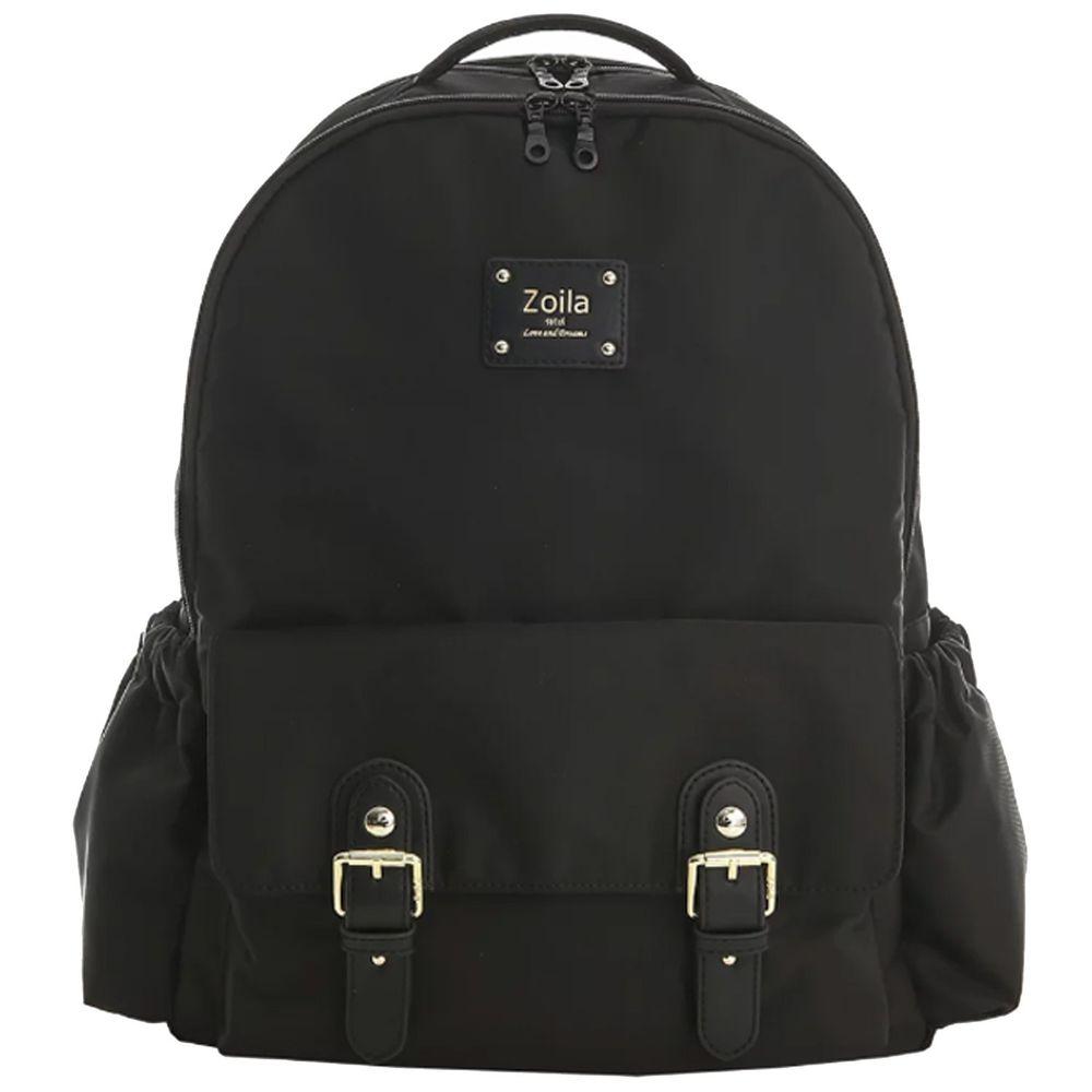 Zoila - Go Go Bag 走走包-經典黑-輕量美型媽媽包