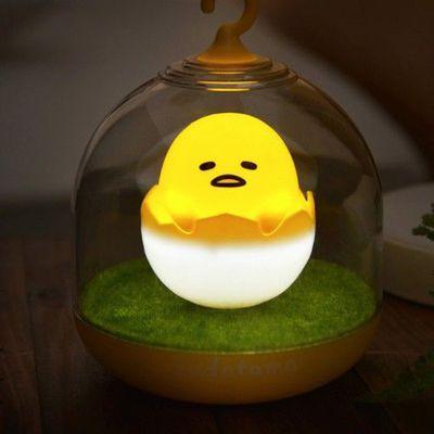 日本授權觸控小夜燈-蛋黃哥