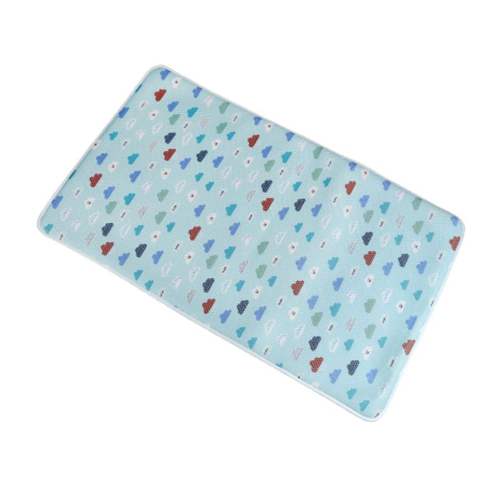 舒福家居 iSuFu - 3D Airmesh 透氣嬰兒床墊-單入組-雲朵款-雲朵-無枕