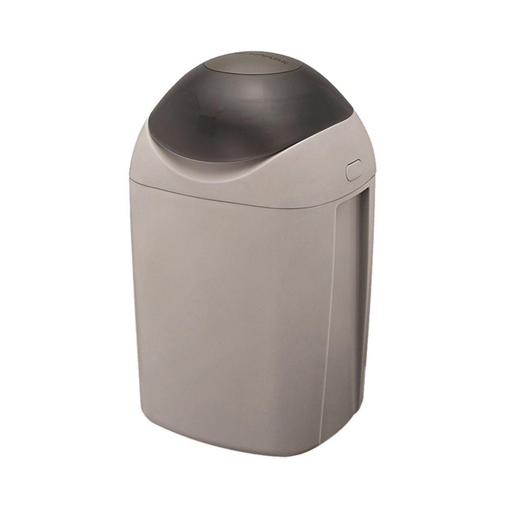 日本 Combi - Sangenic Poi-Tech 尿布處理器-溫暖灰