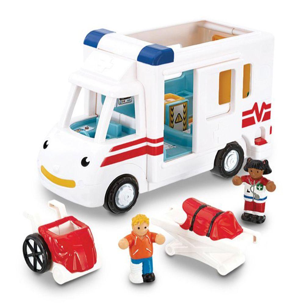 英國驚奇玩具 WOW Toys - 緊急救護車 羅賓