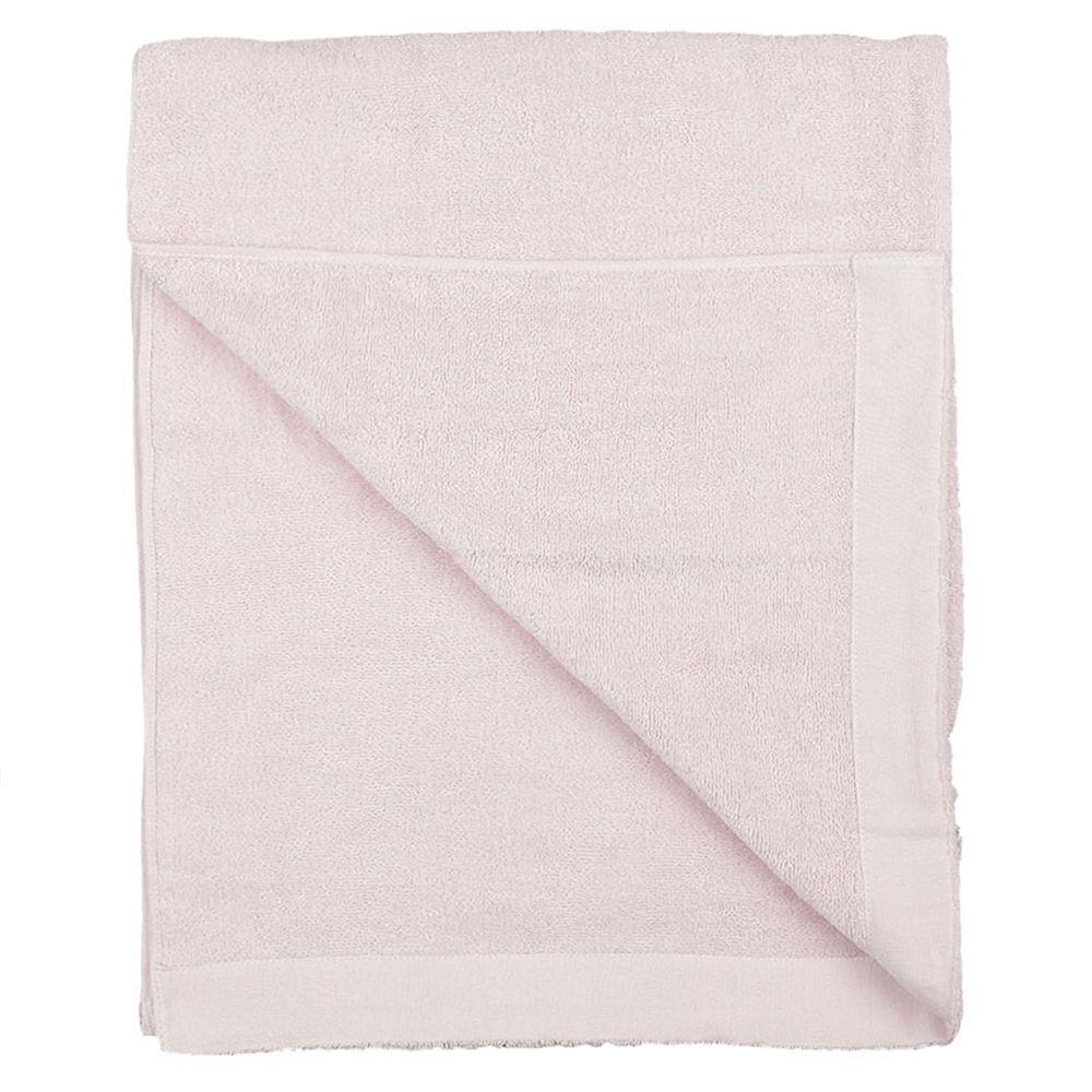 akachan honpo - 強力吸水毛巾被-粉紅色 ((85x115cm))