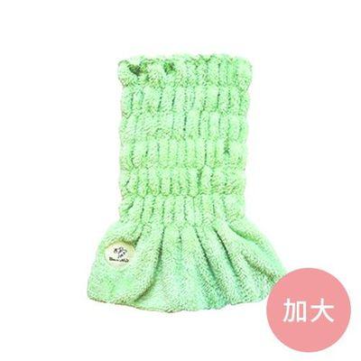 穩眠肚圍-加大款-綠色-附專屬包裝禮盒