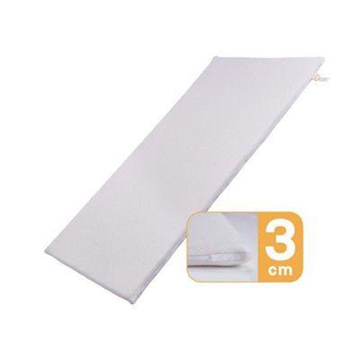 4D 高涵氧纖維嬰兒透氣薄墊-床墊x1 (60x120x3cm)