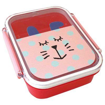 日本製可微波便當盒-兔兔-430ml