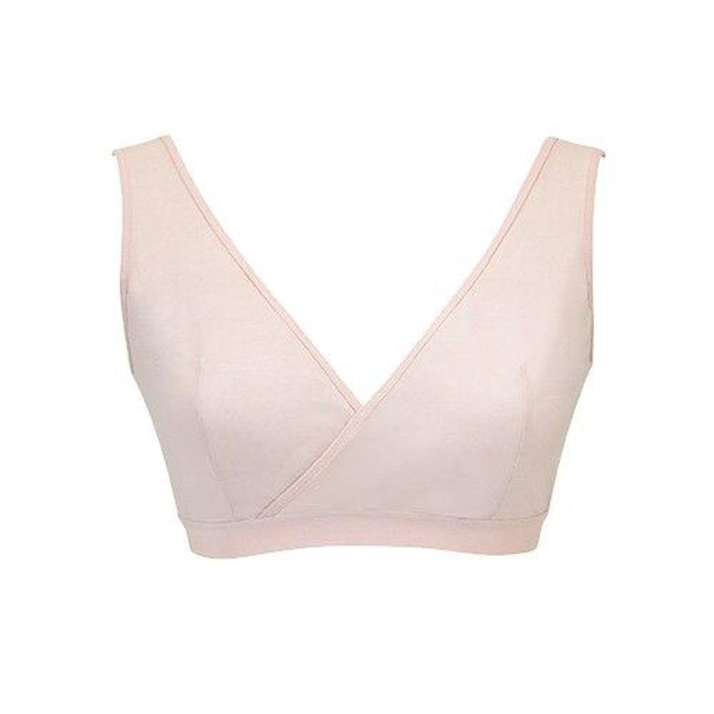 日本 Combi - Cupro 運動風哺乳內衣/胸罩-粉色