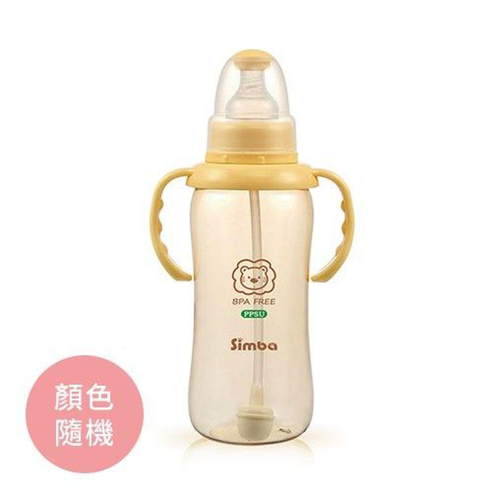 Simba 小獅王辛巴 - PPSU 自動把手標準葫蘆大奶瓶-320ml/支