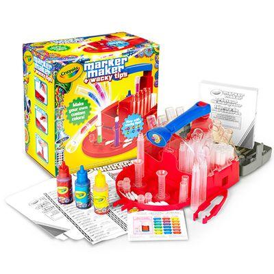 【Crayola繪兒樂】創意線條彩色筆DIY套裝
