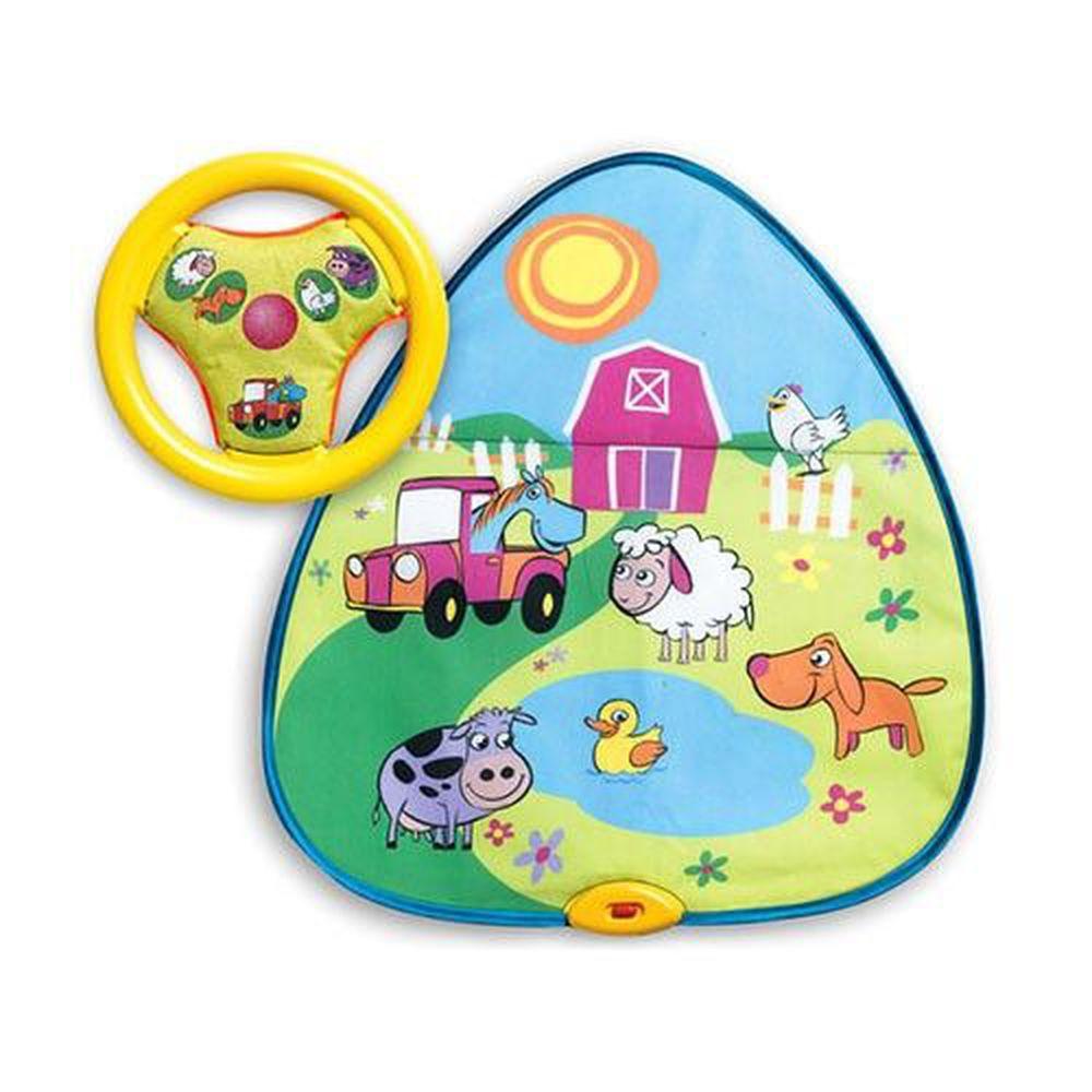 Tiny Love - 汽車玩具-神奇方向盤