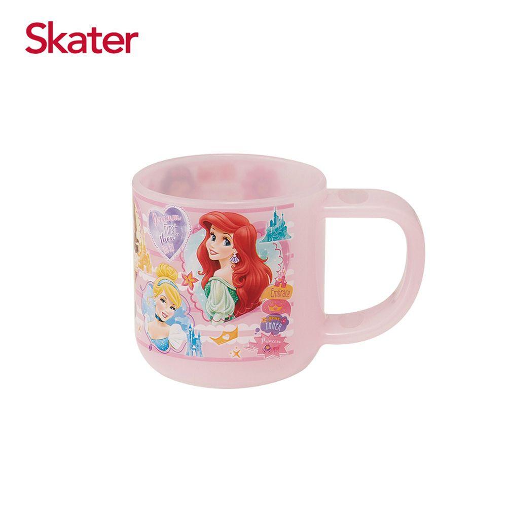 日本 SKATER - 牙刷杯-迪士尼公主
