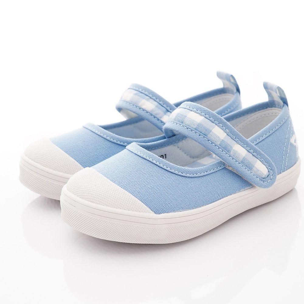Arnold Palmer 雨傘牌 - 專櫃室內休閒鞋(中小童段)-藍