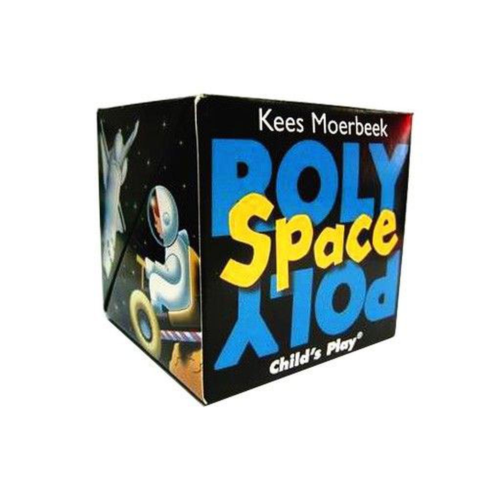 Scholastic - 魔術方塊書-太空